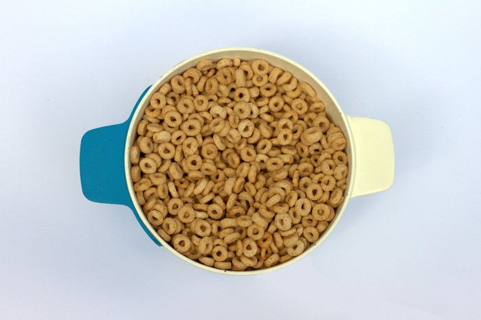 It even makes a great cereal bowl