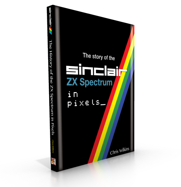The Story of the ZX Spectrum in Pixels