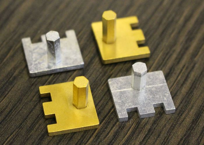 4mm hex metal inserts from China