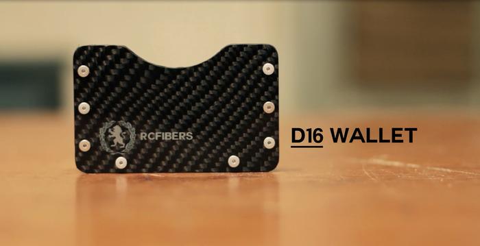 D16 Wallet