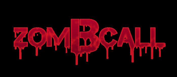 zomBcall zombie sound device logo