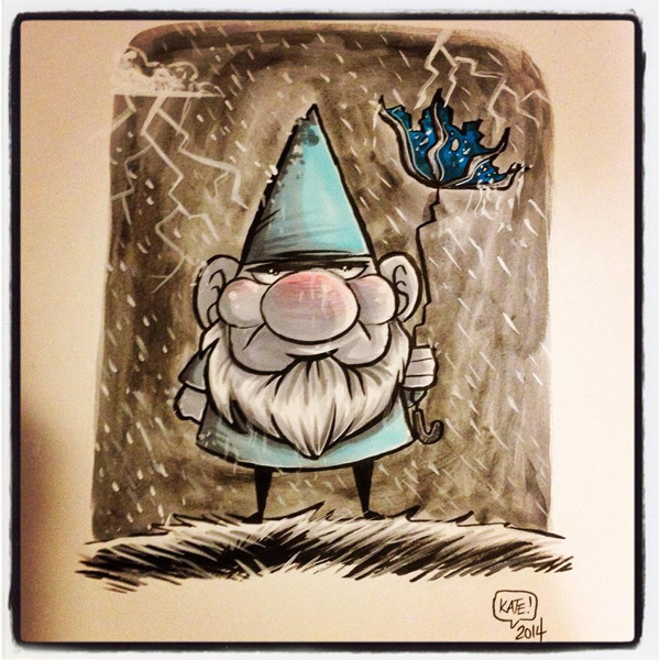 An example of original Gnome art!