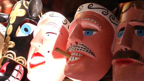Masaya masks