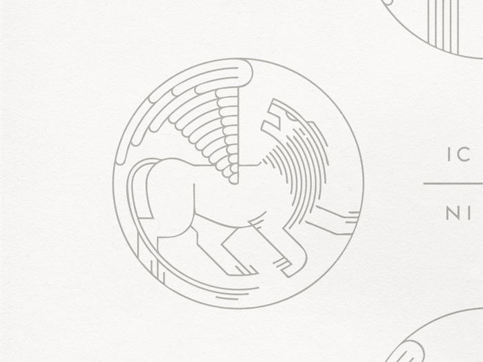 The Symbol of Mark the Evangelist
