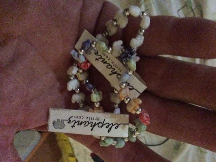 Pledge Elephant Bracelets