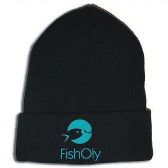 FishOly stocking hat ($20 pledge)