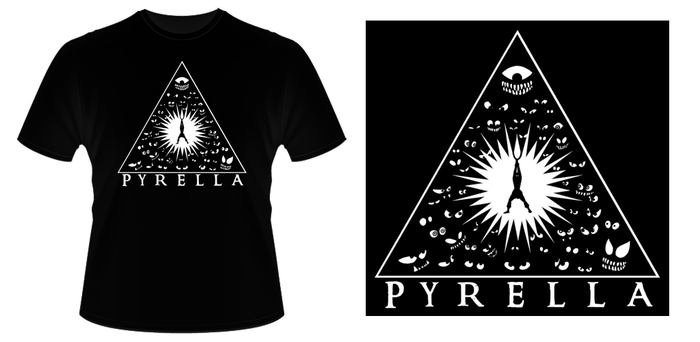 One of the many backer rewards. This is a mock-up. We may ask you to vote on the final design!