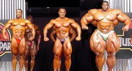MYOSTATIN BLOCKERS (picture from web)