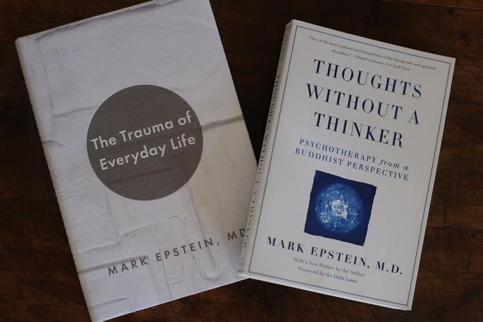 Books by Dr. Mark Epstein