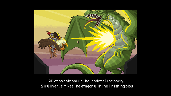 Kickstarter for Gryphon Knight Epic for Linux, Mac and Windows PC