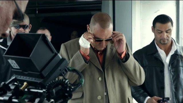 Film: Redirection Vinnie Jones, Daniel Nehme.