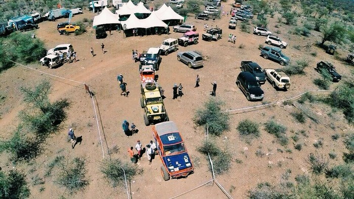 BRCK at the Rhino Charge