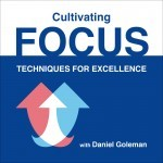CULTIVATING FOCUS: Techniques for Excellence with Daniel Goleman (CD)
