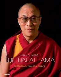 Signed copy of HIS HOLINESS THE DALAI LAMA BOOK by Don Farber.