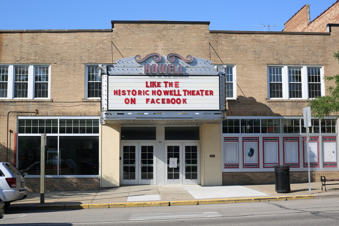Historic Howell Theater