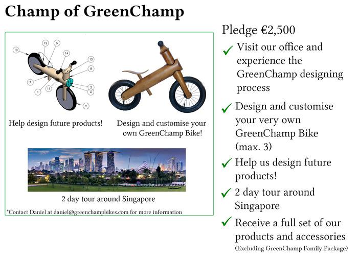 Champ Of GreenChamp