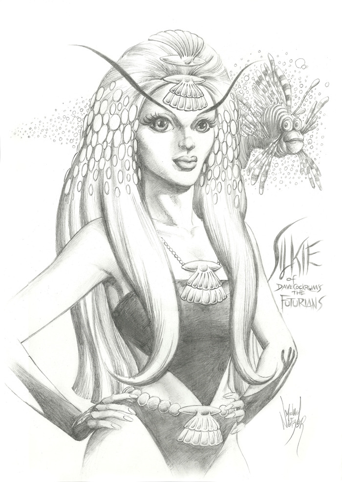 Silkie by Michael Netzer