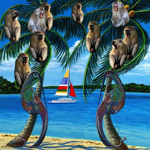 Screeching Monkeys