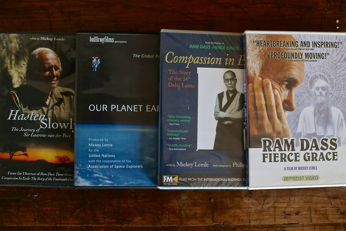 DVDs from Lemle Pictures.
