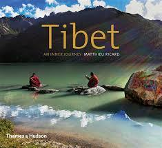 TIBET: An Inner Journey by Matthieu Ricard with signed card