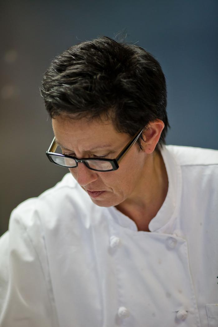 Chef/Owner Joane Garcia Colson
