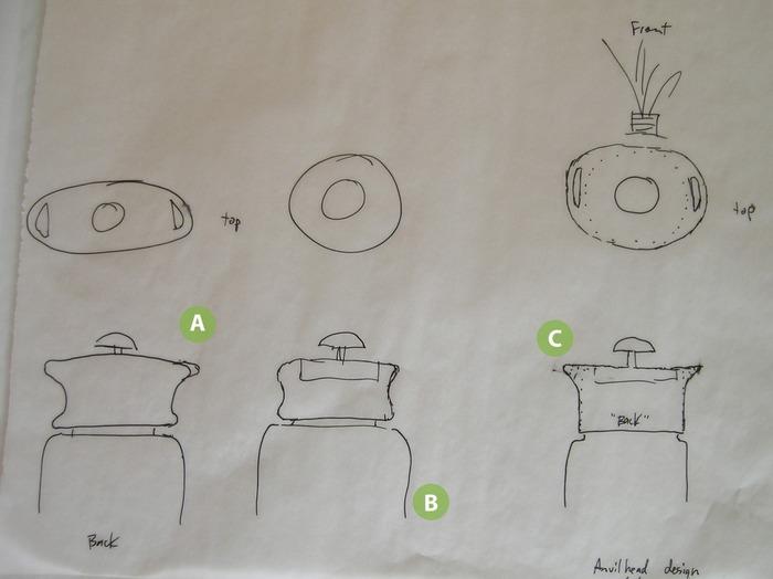 Attachment Points Design