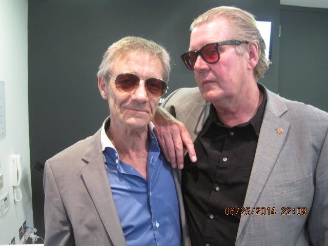 Robin Banks And Johnny Green