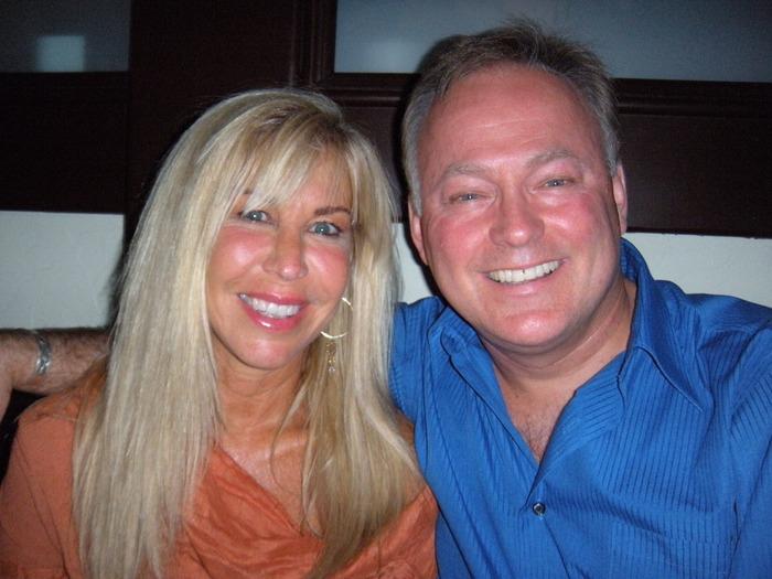 Ellen Walker and Keith Darling