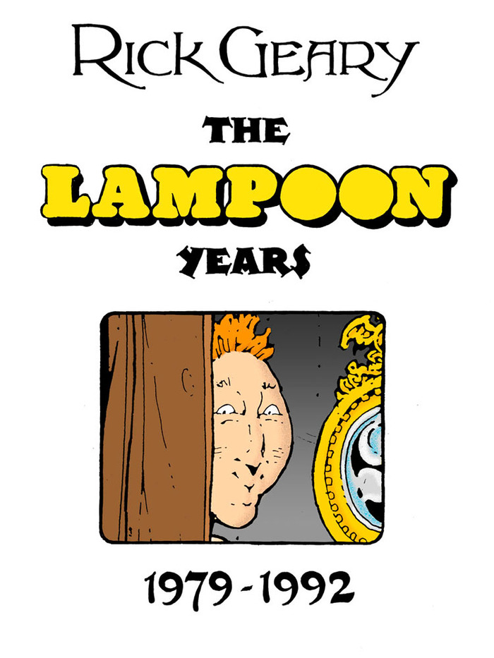 The Lampoon Years and Book of Murder are included in the $65 library level.