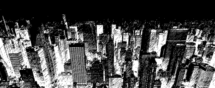 New York B&W