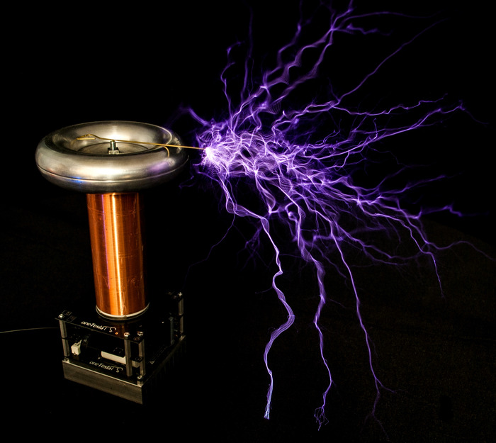 tinyTesla the Little Singing Tesla Coil Anyone Can Build by oneTesla Kickstarter