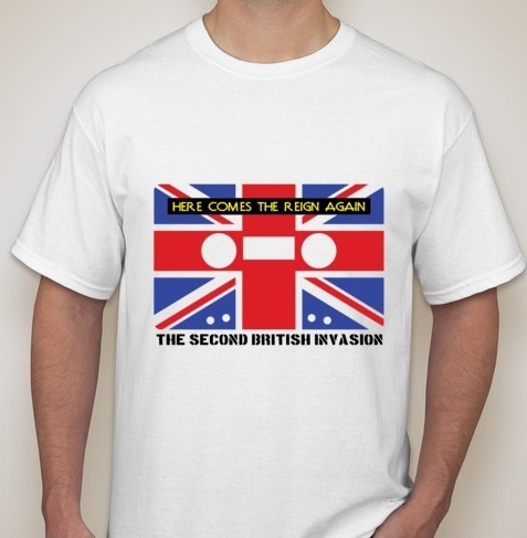 The HCTRA t-shirt