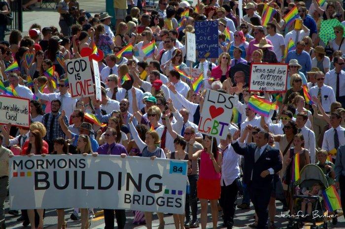 Mormons Building Bridges