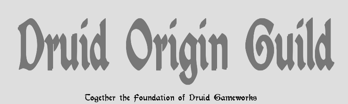 The Druid Origin Guild Collage