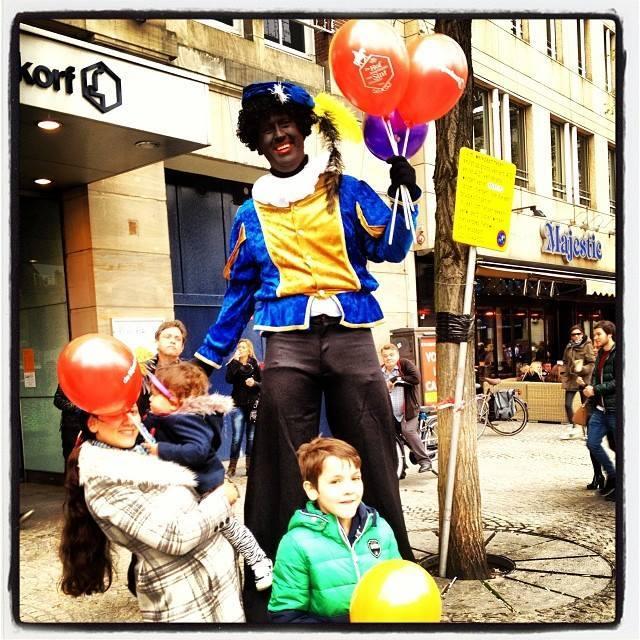Annual Sinterklaas Parade, Amsterdam, NL ca. 2013 | Photo Credit: Shantrelle P. Lewis