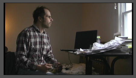 This is a nice shot from an interview I did with John in S. Beloit, Il, 3/11/2010