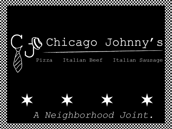 """Chicago Johnny's """"Awning"""""""