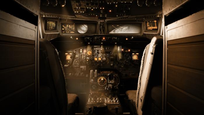 "Rocketship ""Bimini"" Cockpit Screen"