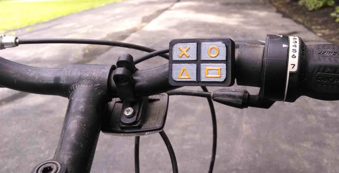 Module use with Bike