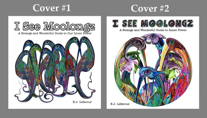 I See Moolongz Cover Contest