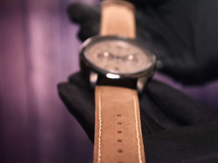Genuine Leather Strap of Poet Collection
