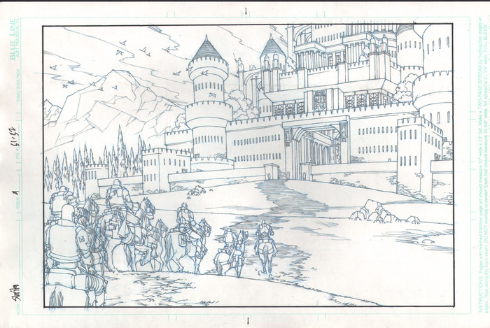 One of our unpublished pages we will have finished if we reach our stretch goals!