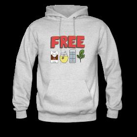 FREE S.H.I.T (HOODIE)