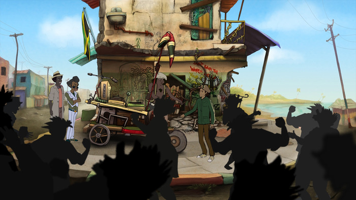 Coming to Linux, Mac and Windows PC – Bolt Riley A Reggae Adventure Game