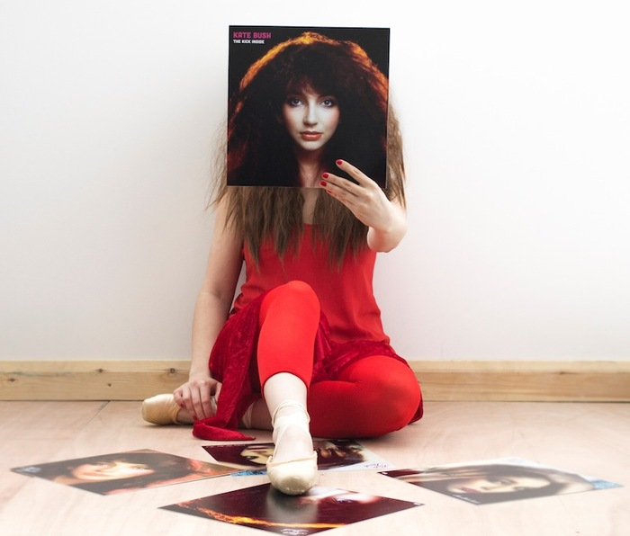 Lucy Brown, Cutting Off Kate Bush