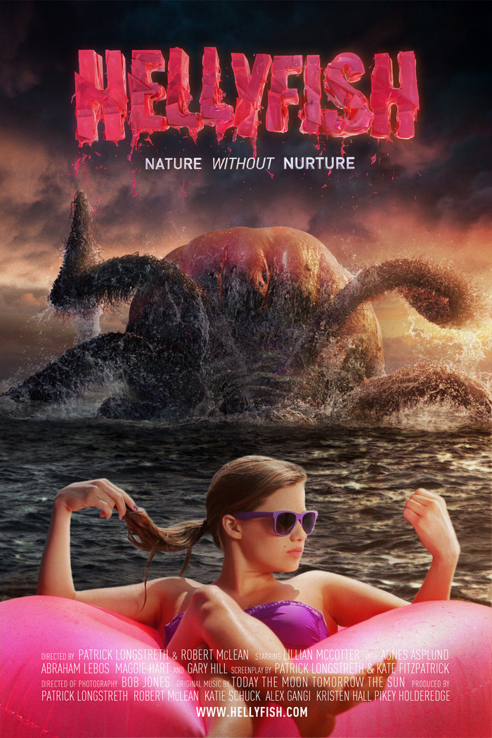 Hellyfish poster