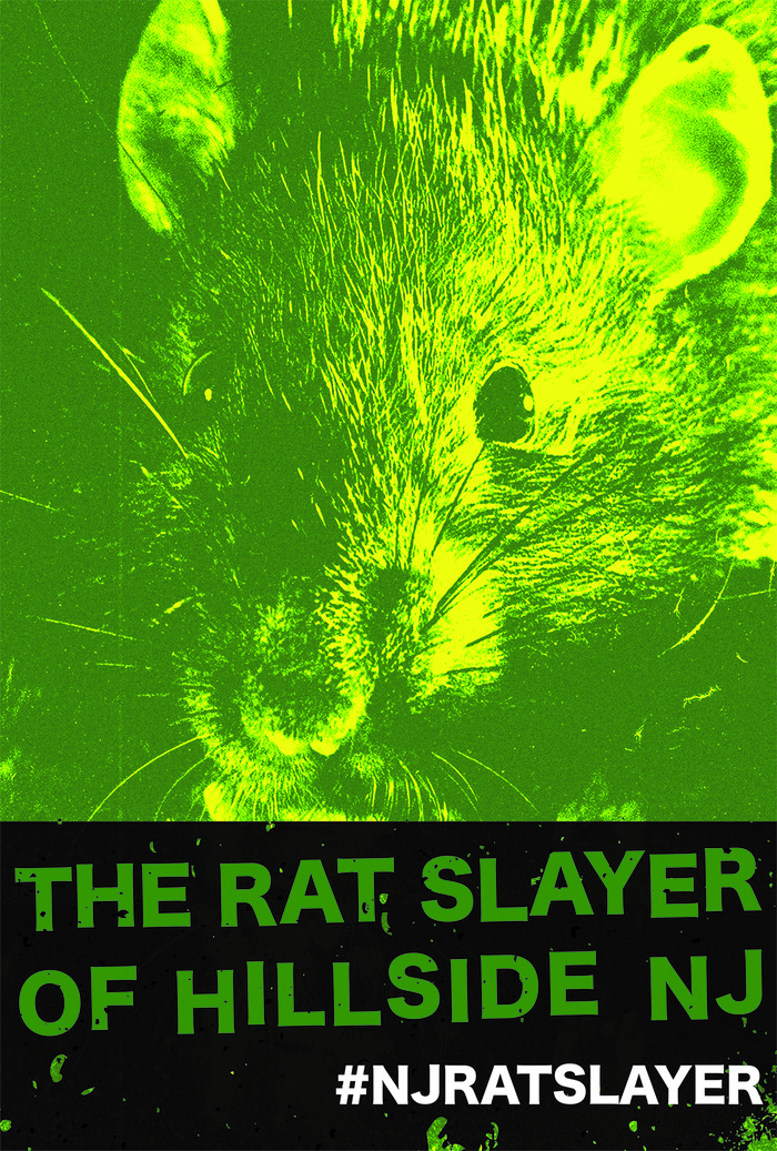 RAT SLAYER Teaser Poster