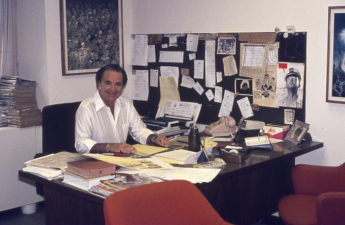 Feldstein at work