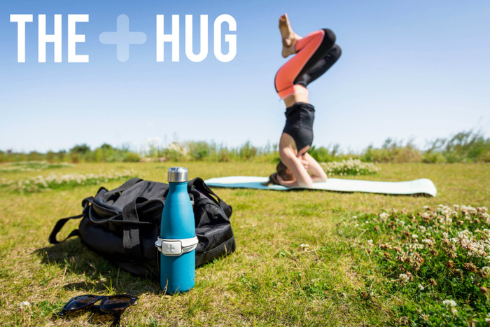 Find your hydration balance with The Hug