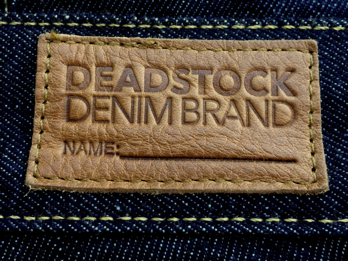 NEW BACK LEATHER PATCH IS NOW A STANDARD OPTION!